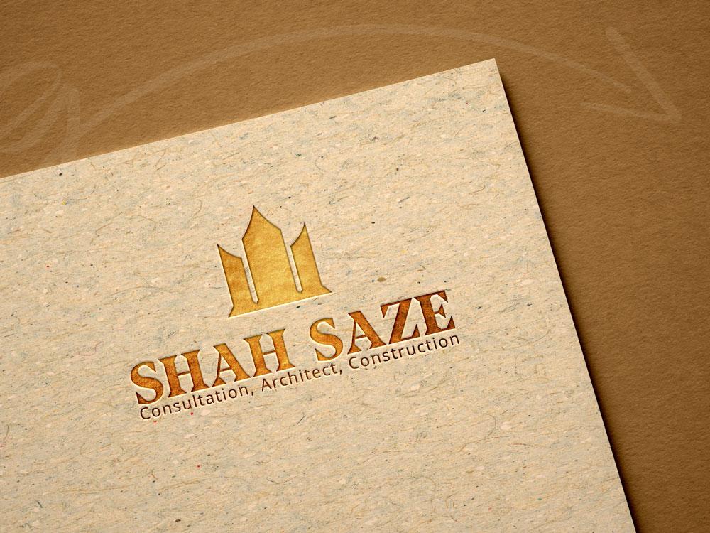 لوگوی شرکت ساختمانی شاه سازه