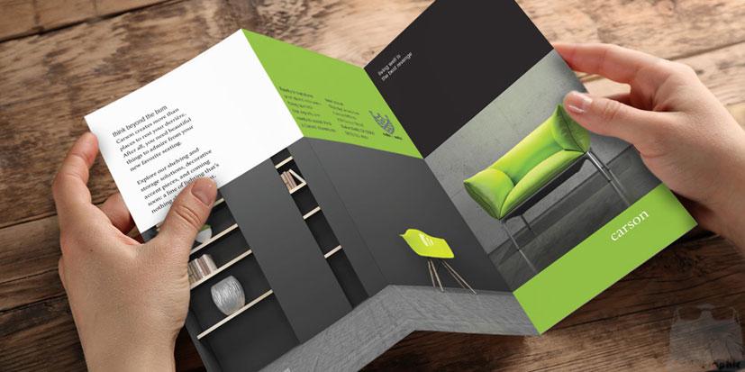 طراحی گرافیک در انتشارات