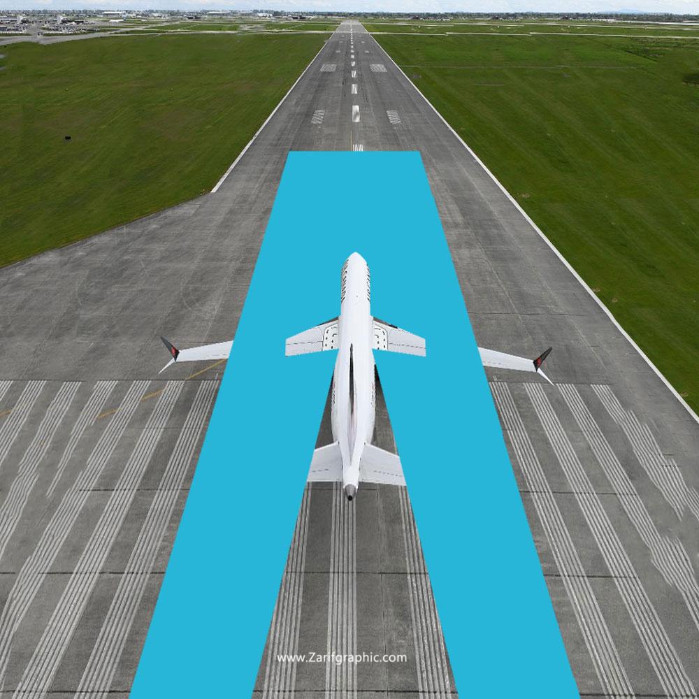 خلاقانه-ترین-طراحی-لوگو-آژانس-هواپیمایی-در-استودیو-ظریف-گرافیک