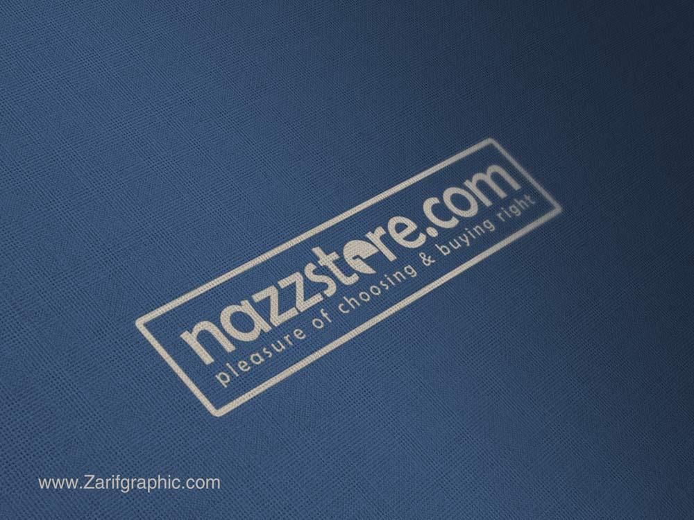 طراحی لوگوتایپ تخصصی فروشگاه اینترنتی