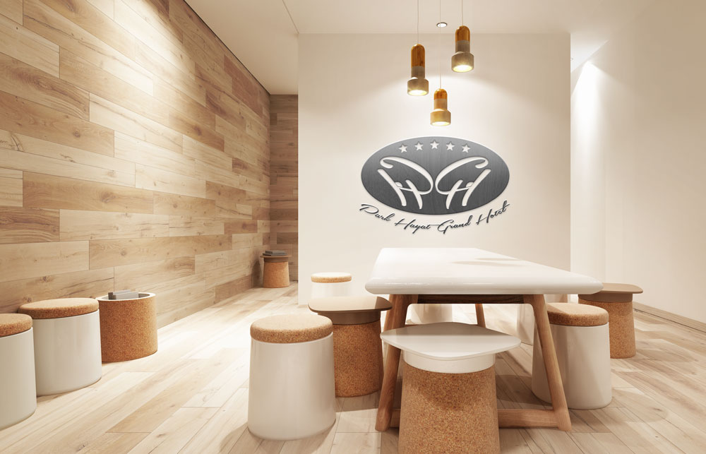 طراحی لوگو هتل های مجلل