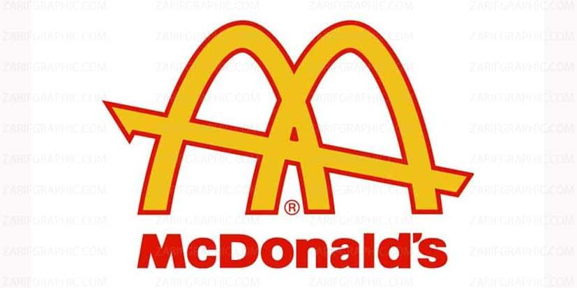 طراحی لوگو مک دونالد در 1961