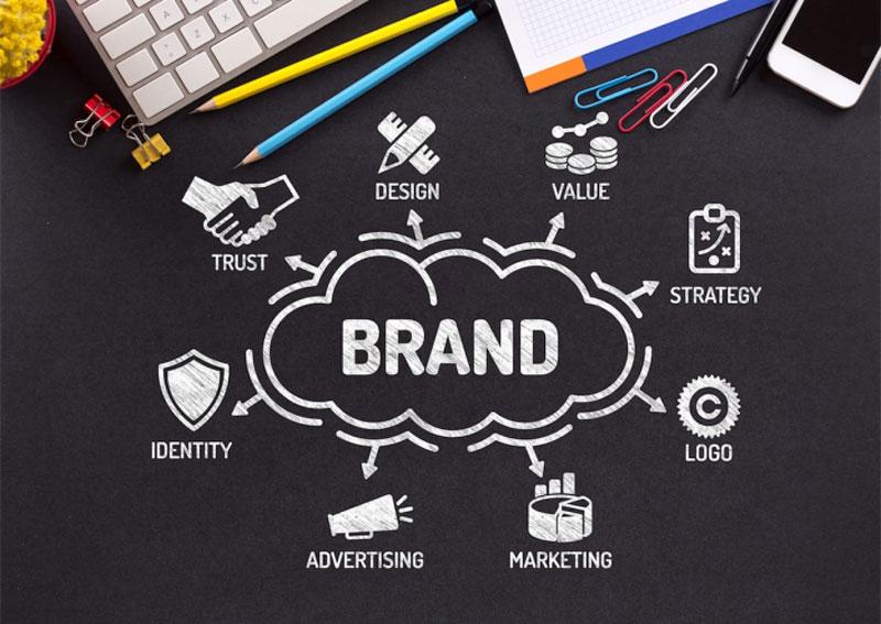 انتخاب خلاقانه و تخصصی نام برند در ظریف گرافیک