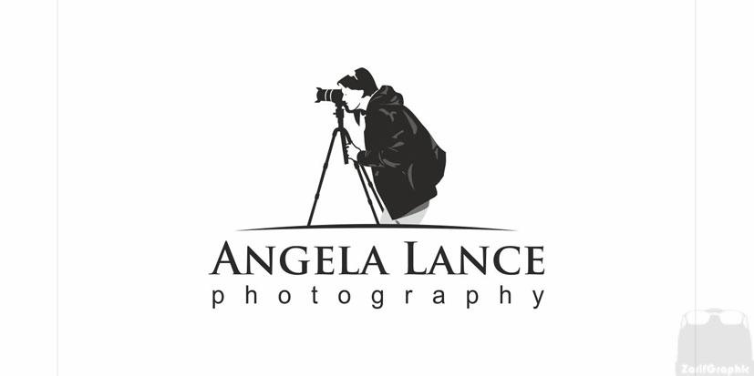 طراحی لوگو عکاسی