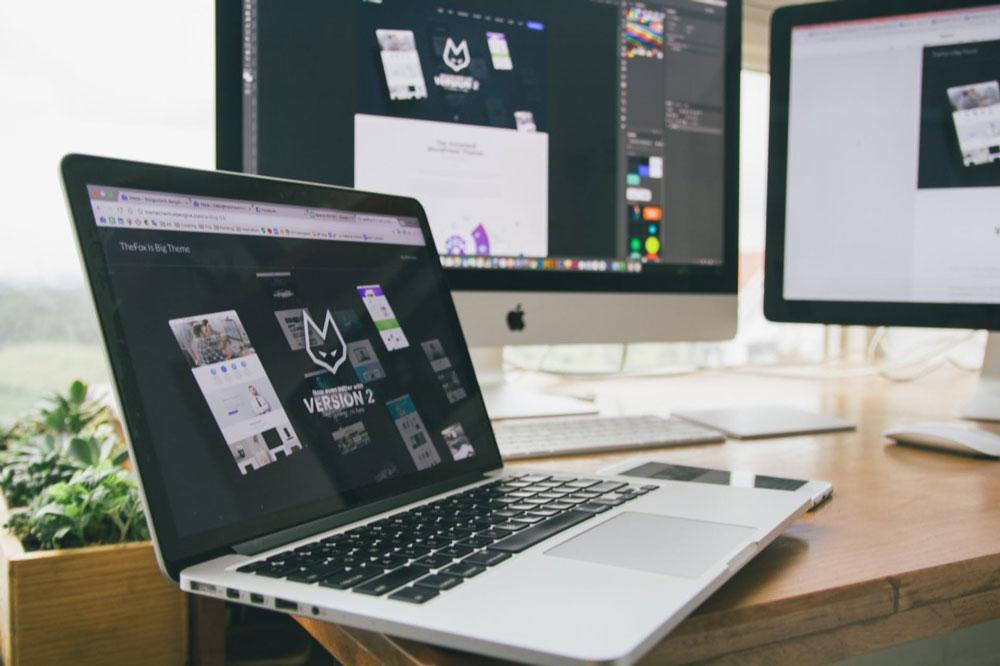 طراحی خلاقانه سایت کسب و کار در مشهد با ظریف گرافیک