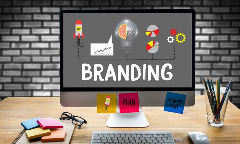 انتخاب حرفه ای نام برند تجاری در مشهد با ظریف گرافیک