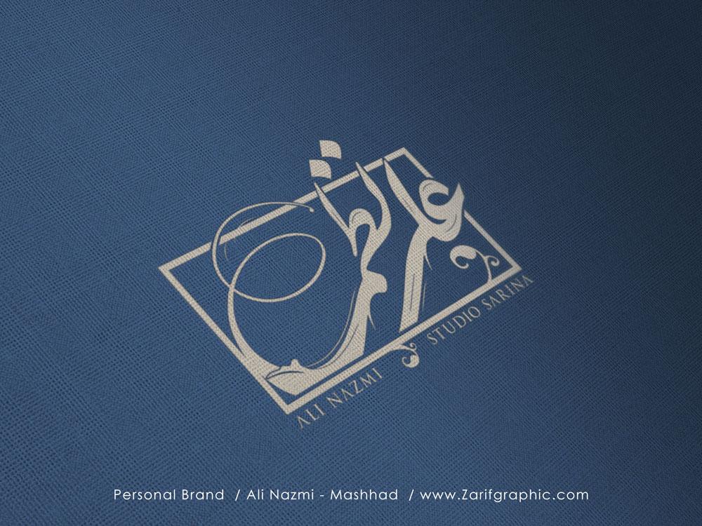 طراحی حرفه ای لوگوتایپ شخصی در مشهد