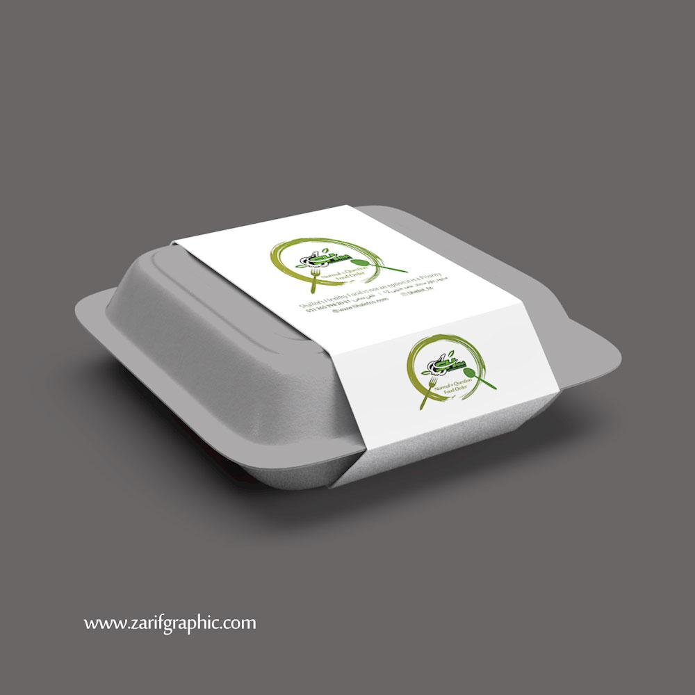 طراحی-لیبل-رستورانی-در-ظریف-گرافیک