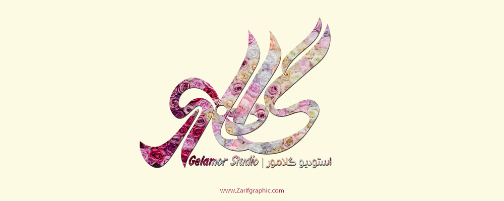 Professional design of Glamor photography and video logo