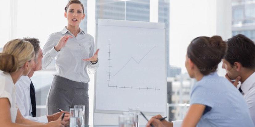 ارتقا رفتار های سازمانی و فروش بیشتر
