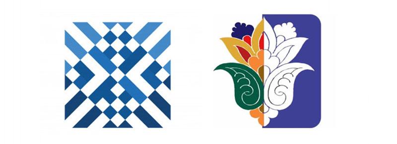 طراحی لوگو تولید کنندگان فرش در مشهد با ریف گرافیک
