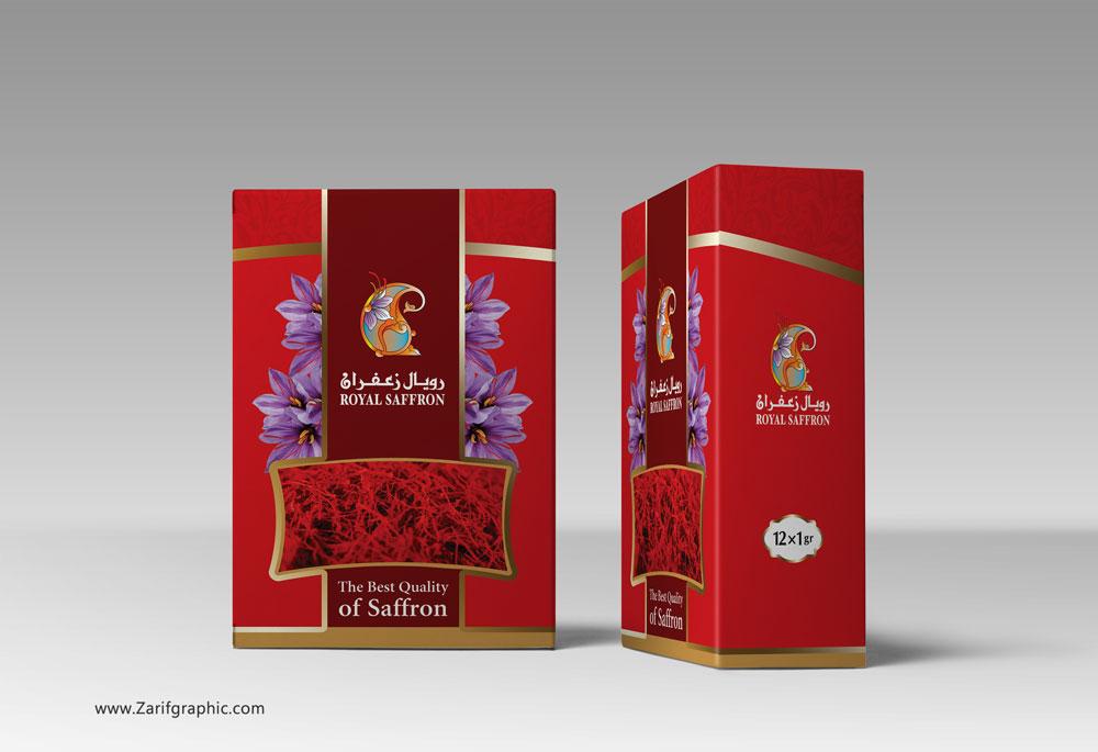 طراحی-خلاقانه-بسته-بندی-زعفران-در-مشهد