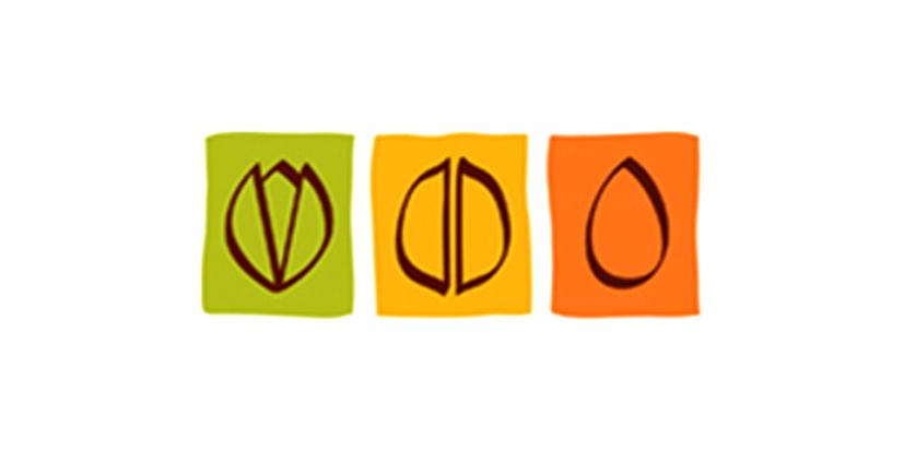 طراحی لوگو اجیل و خشکباردر تهران