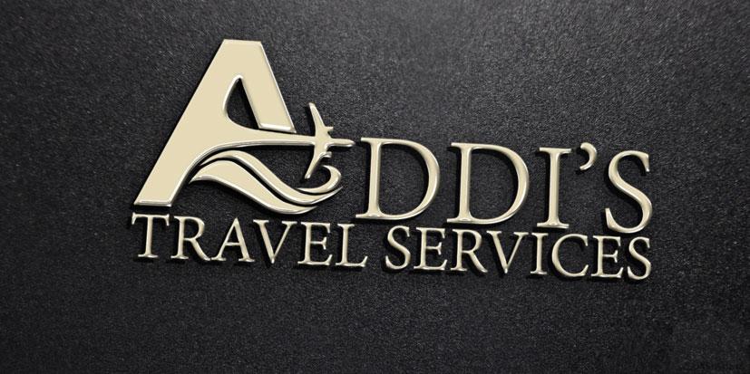 طراحی لوگو آژانس مسافرتی