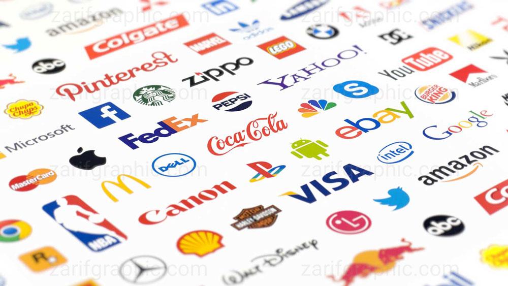 طراحی لوگو کسب و کار های اینترنتی در ظریف گرافیک