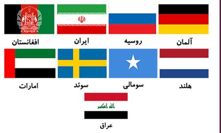 طراحی حرفه ای لوگو تجاری وبین المللی در مشهد