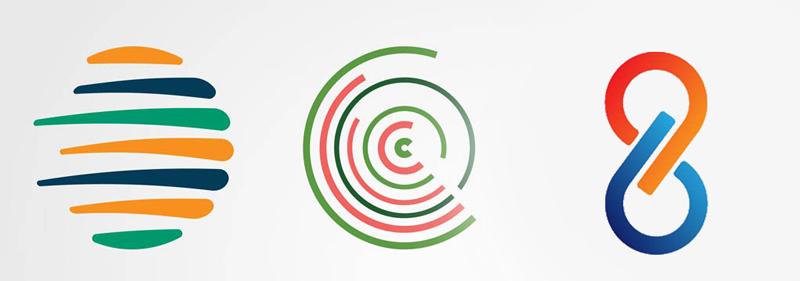 استفاده از اشکال هندسه در طراحی نماد