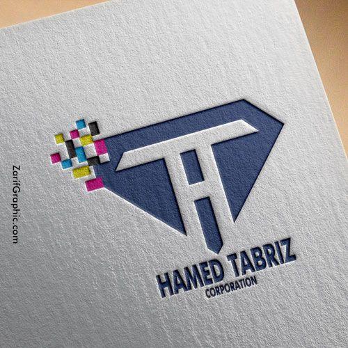 طراحی لوگو حرفه ای برای کسب درآمد