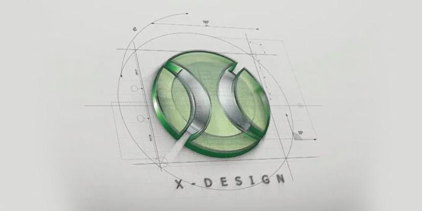 طراحی حرفه ای لوگو در کمترین زمان در تهران