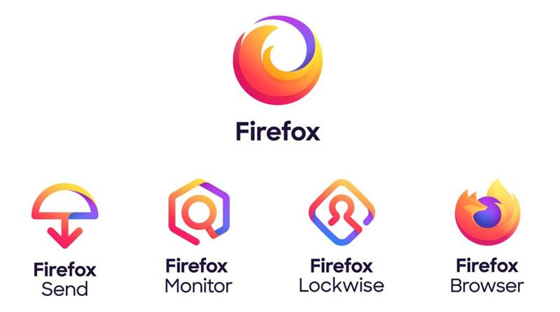 باز طراحی لوگو برند های معتبر دنیا در سال 2019
