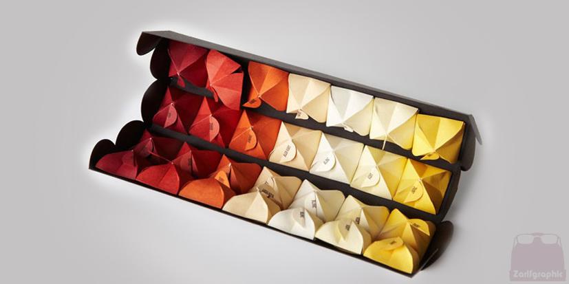 تولید و طراحی بسته بندی شکلات