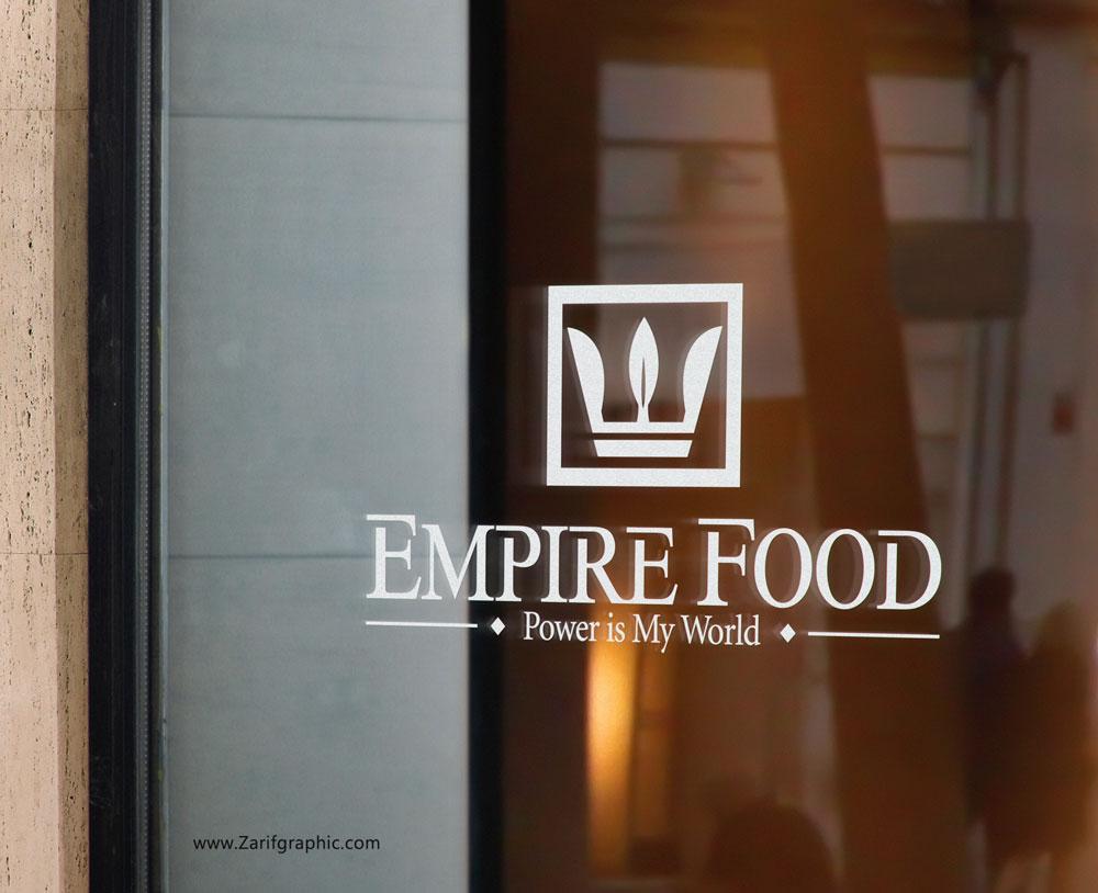 empirefood logodesign