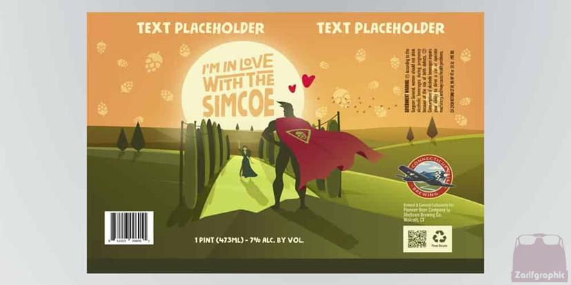 طراحی بسته بندی پوستری خلاقانه