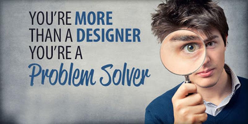 رایج ترین مشکلات طراحان گرافیک