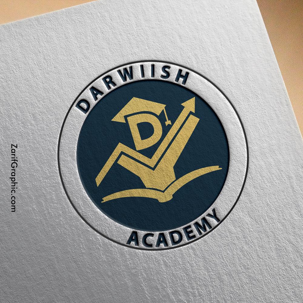 Logo design of Academy