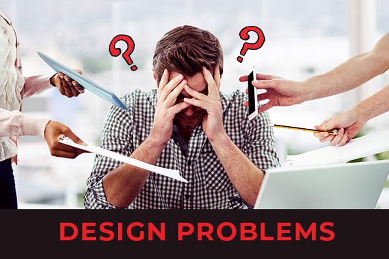 تجربه های یک طراح
