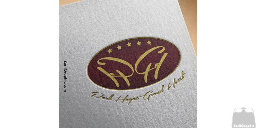 طراحی لوگو هتل