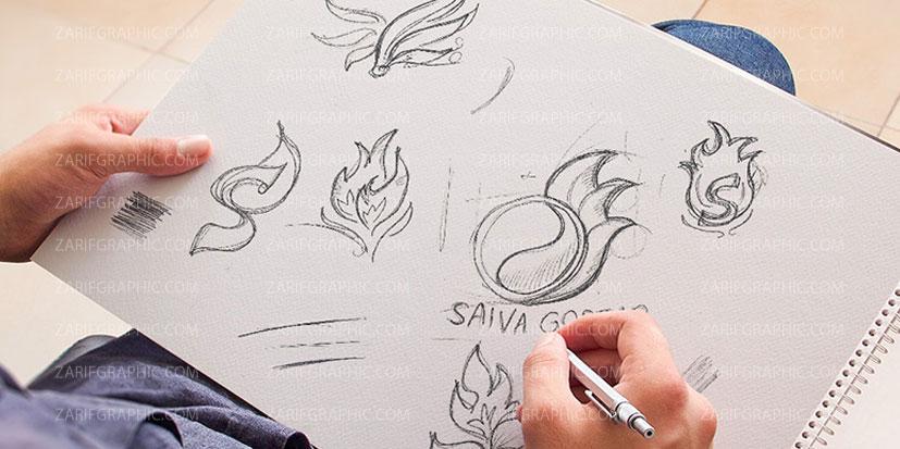 طراحی لوگو با مناسب ترین قیمت در مشهد تهران اصفهان