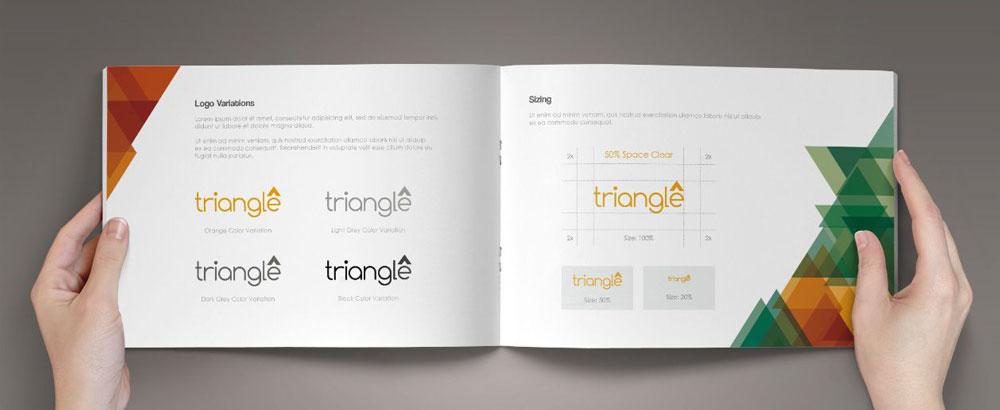 روش های طراحی برند بوک رایتل و ایرانسل