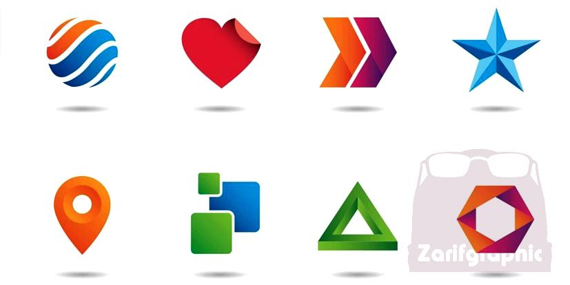 طراحی خلاقانه لوگو