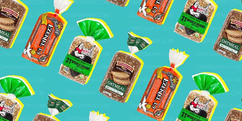 طراحی لوگو و بسته بندی مواد غذایی در تبریز