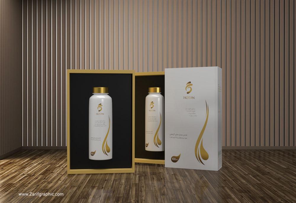 طراحی بسته بندی تخصصی ارزان قیمت در تهران