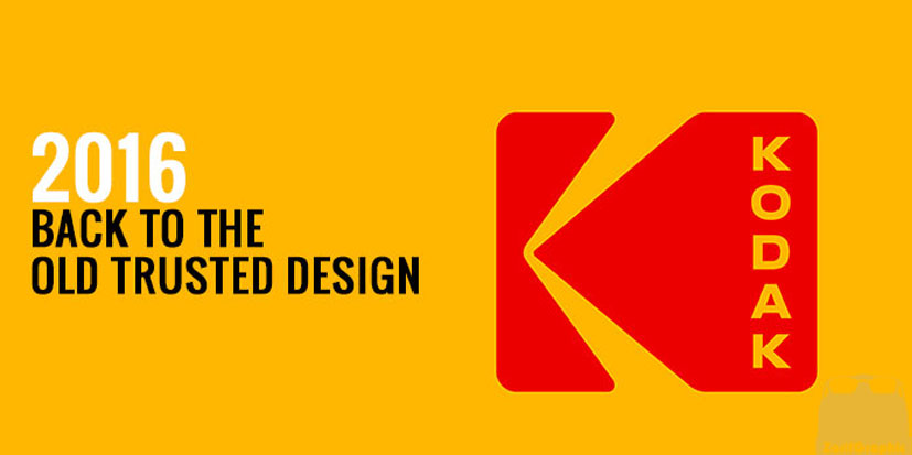 طراحی لوگو کوداک 2016