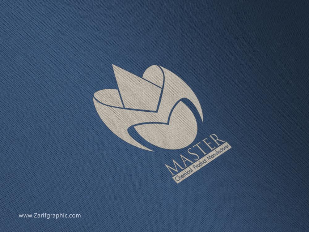 طراحی لوگو شرکت مستر در ظریف گرافیک