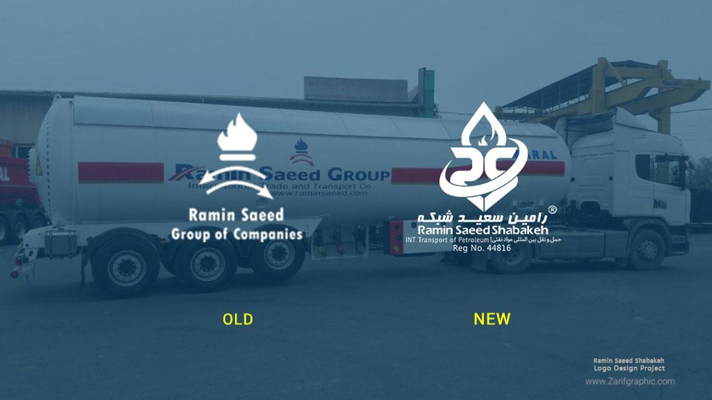 Specialized design of international trade logo in Mashhad with elegant graphics