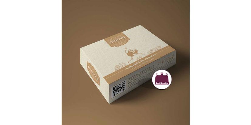 طراحی بسته بندی لوازم آرایشی