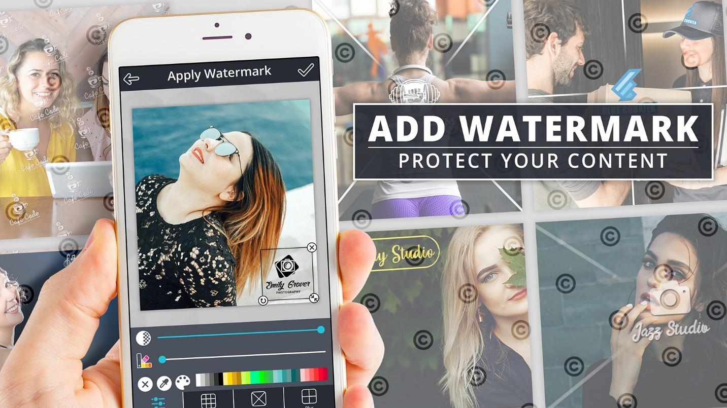 بهترین روش برا واتر مارک کردن فیلم و ویدئو با گوشی همراه