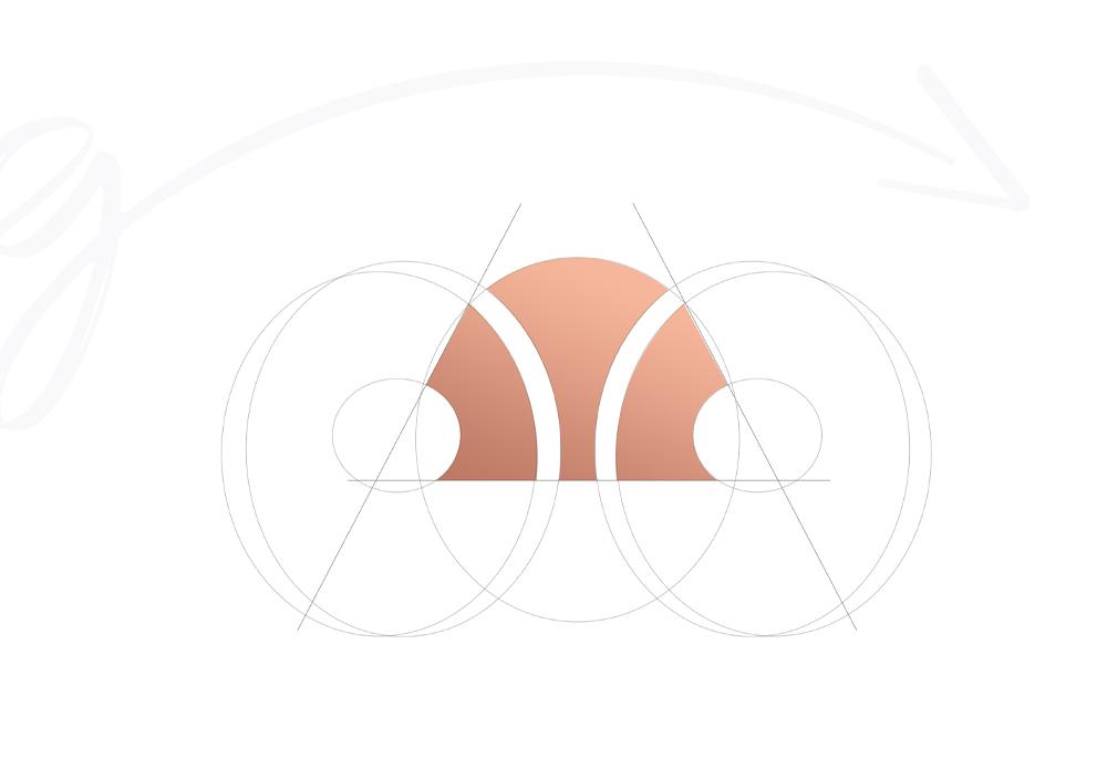 طراحی لوگوی مبلینه کالا