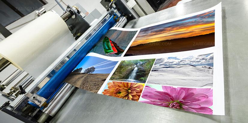 بهترین مرکز چاپ در مشهد