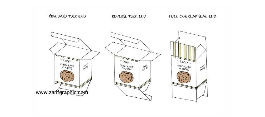 طراحی بسته بندی ویژه تمامی مواد غذایی