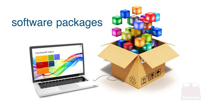 طراحی بسته بندی حرفه ای