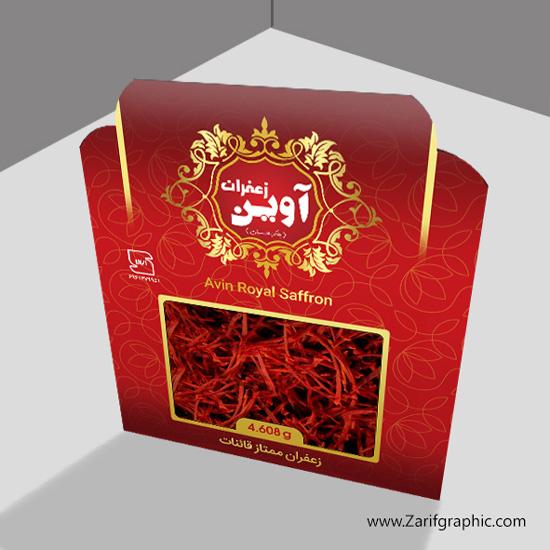 طراحی بسته بندی ظریف گرافیک در مشهد