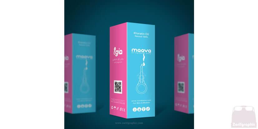 طراحی بسته بندی خلاقانه در مشهد