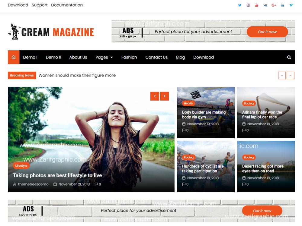 طراحی سایت با ورد پرس تخصصی و حرفه ای