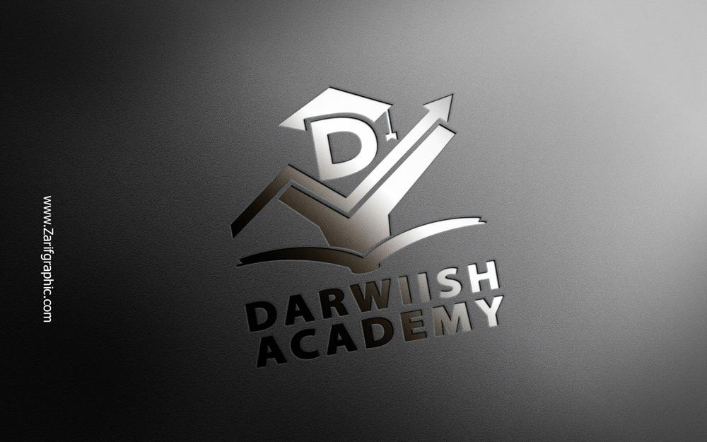 Design of the Darwish Academy Logo