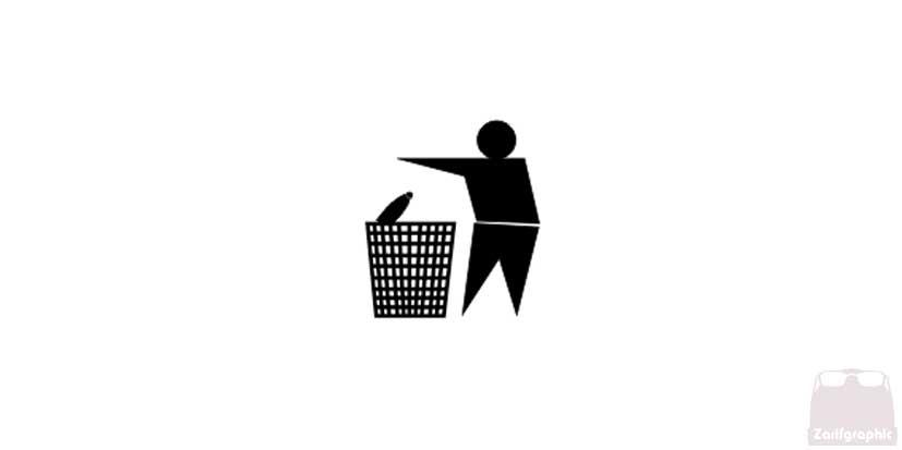 علائم روی بسته بندی پاکیزگی محیط زیست